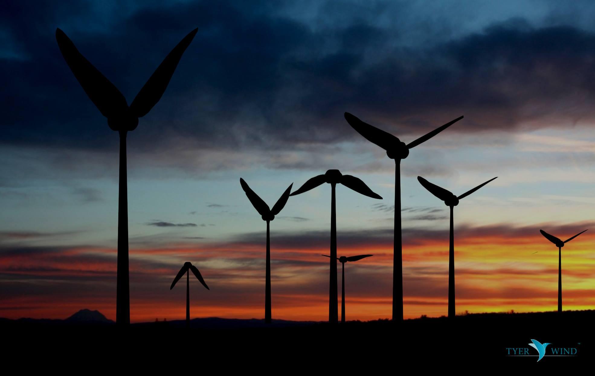 TYER WIND 風車