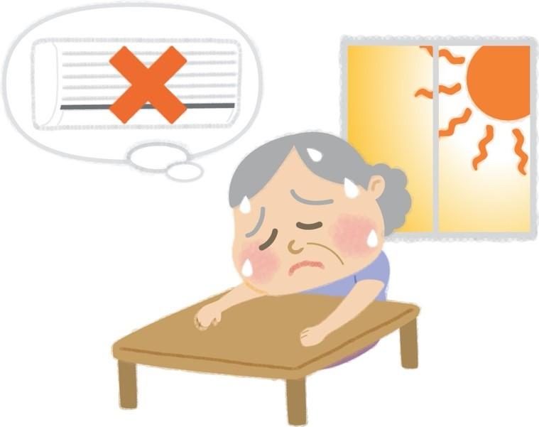 熱中症は命に関わる